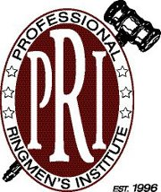 Ken Lindsay of Kenny Lindsay Benefit Auctioneers is affiliated with The Professional Ringmen's Institute and only uses ringmen with a PRI designation.